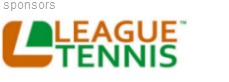 League Tennis Logo