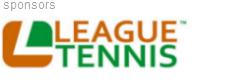 League Tennis Logo